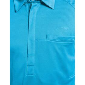 Maier Sports Fresh Polo Shirt Men Hawaiian Ocean